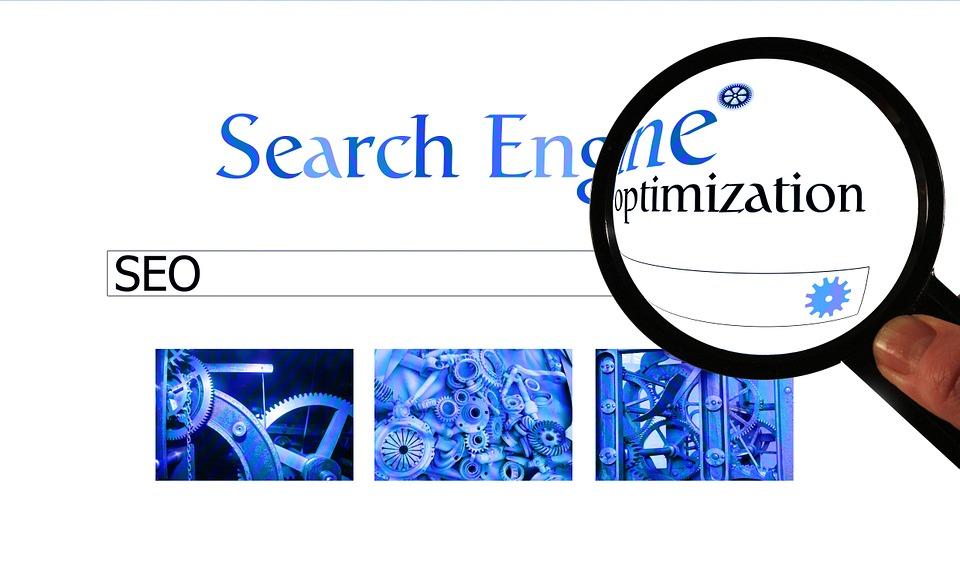 SEO Optimierung: Eingabefenster einer Suchmaschine