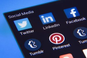 SEO Komplettbetreuung: Social Media-Icons
