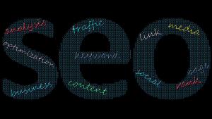 SEO Check: SEO-Schriftzug