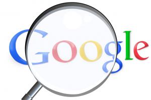 Suchmaschinenoptimierung wie geht das - Google-Logo