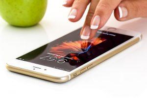Suchmaschinenmarketing - Smartphone