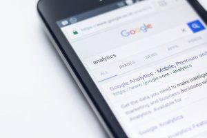 Internetagentur - Google-Startseite