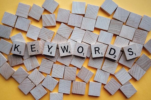 Listicles schreiben - Keywords