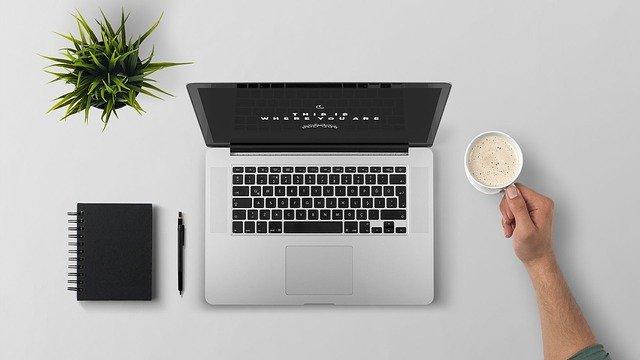 SEO Tipps 2020 - Notebook